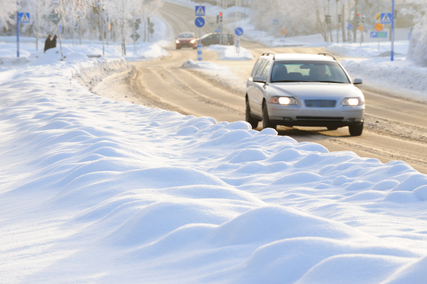 Winter Tires Proven to Reduce Accidents