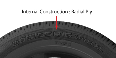 Radial Ply Tires