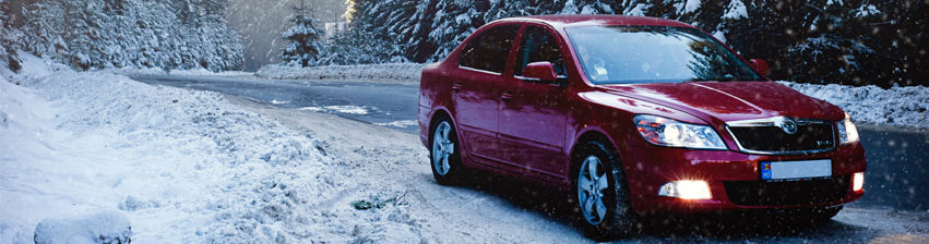 Winter tires a great for safe handling and maximum performance