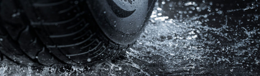 what is tire hydroplaning