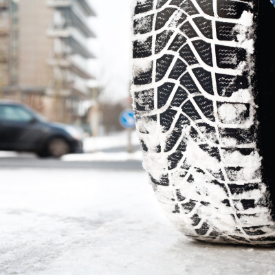 car snow tires