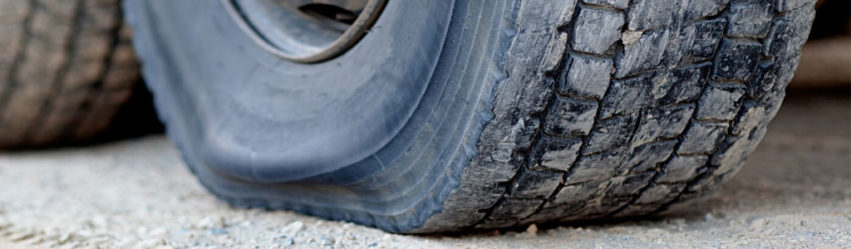 quick fixes for flat tires