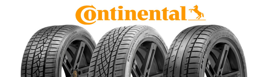 continental performance tire buying guide