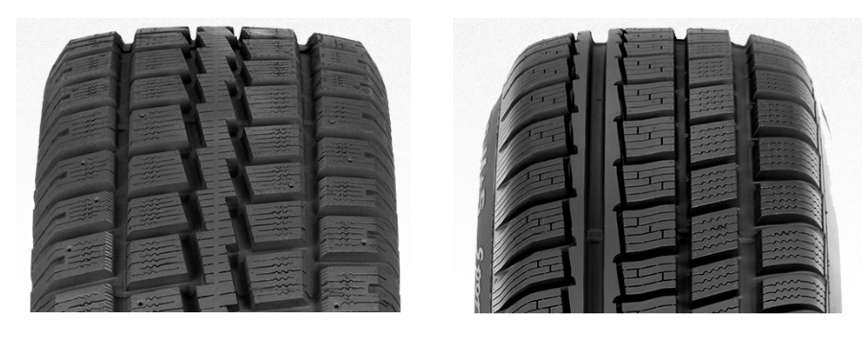 Cooper Winter Tires - Discoverer M+S Tires