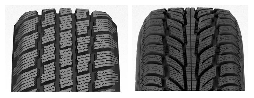 Cooper Winter Tires - Weather Master Tires