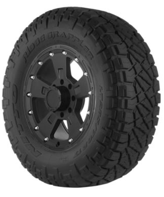 Nitto Ridge Grappler Tire