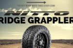 New Nitto Ridge Grappler Tire at Tires-Easy
