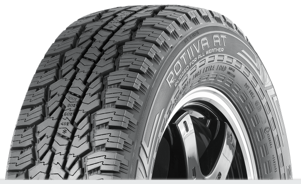 Nokian All Terrain Tires