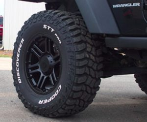 Cooper mud tires for the street