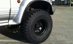 Mud Tires for the street