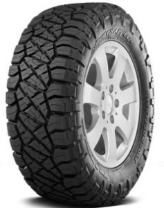 Nitto Ridge Grappler Street Off Road Tire