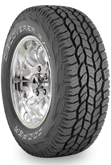 Off-Road tires for the street