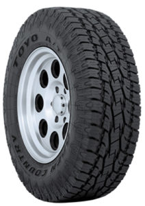 Toyo Open Country A/T2 tire for trucks