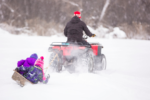 Mid-winter Maintenance on ATV Tires, Trailer Tires and Mower Tires