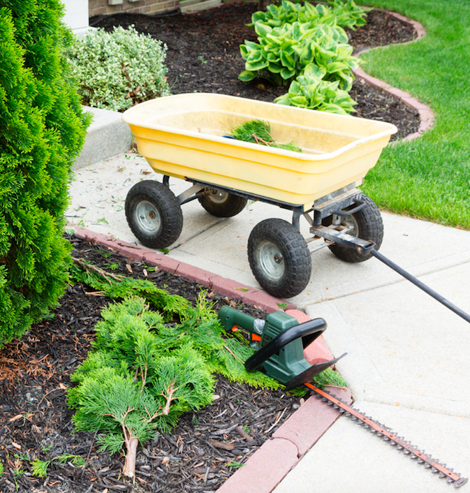 What Gardeners Need to Know About Garden Equipment Tires The