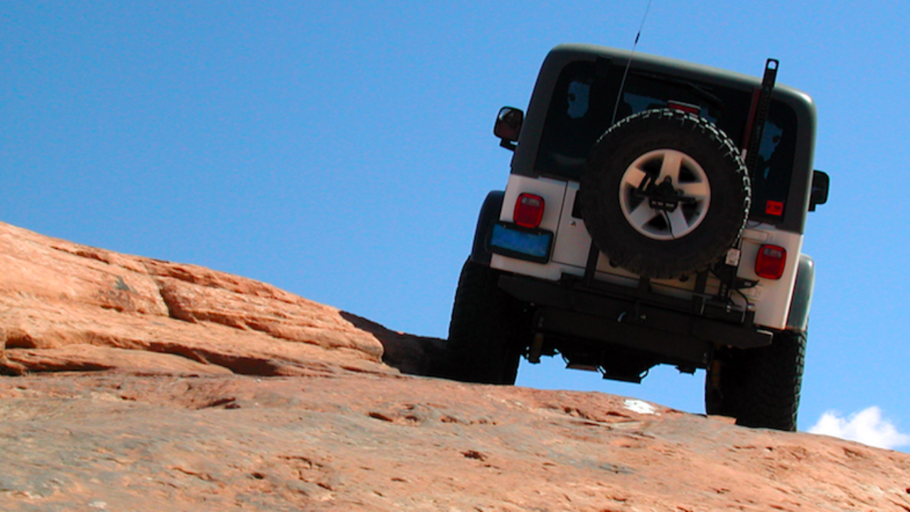 A Beginner S Guide To Off Roading The Tires Easy Blog