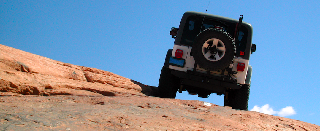 A Beginner's Guide to Off-roading