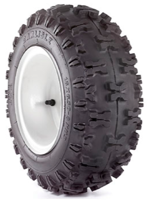 garden equipment tire