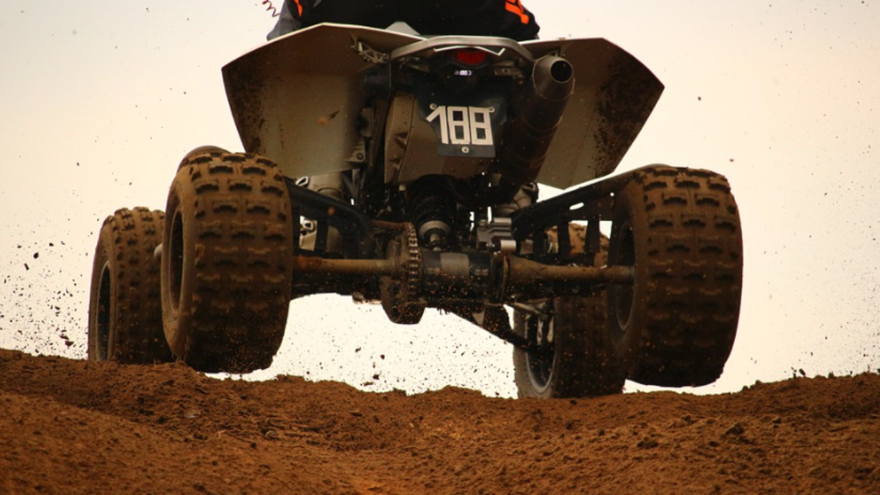 Trailers And Trails A Beginner S Guide To Towing Atvs And Utvs The Tires Easy Blog