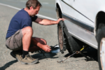 How to Stay Safe If You Have a Tire Blowout