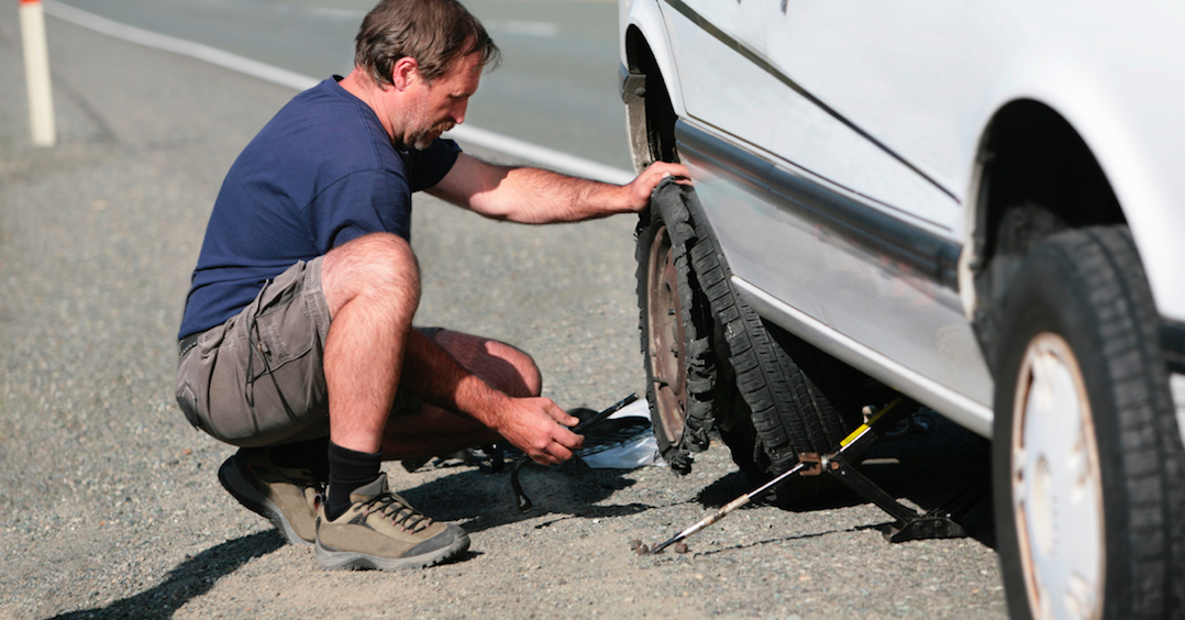 What to do in the Event of a Tire Blowout  Tireseasy Blog