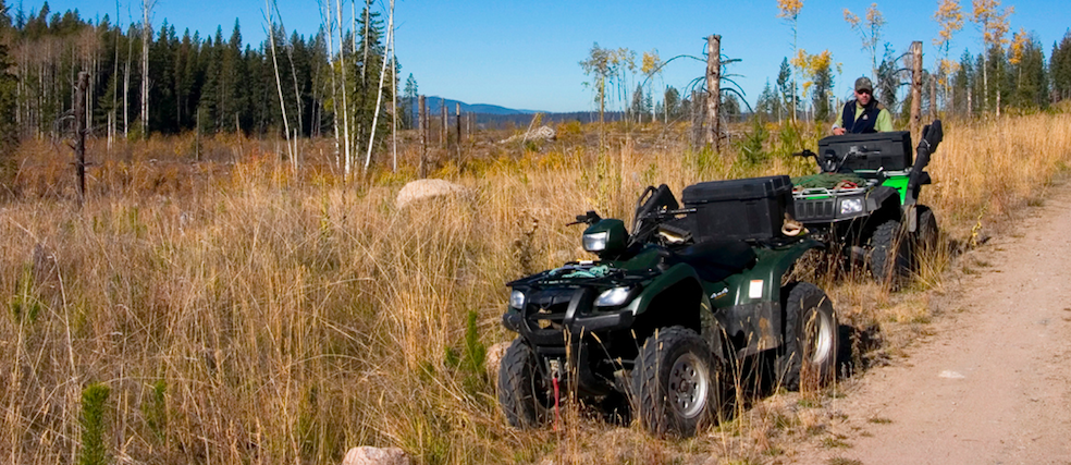 Hunting and Hauling: Taking Trailers Off-road