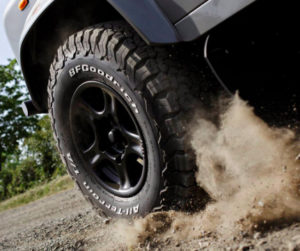 BFGoodrich All-Terrain Tires