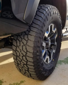Falken Wildpeak All Terrain Tire