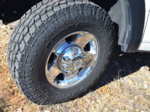Toyo Open Country Tire