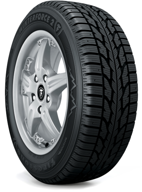 Firestone Winterforce 2 tires