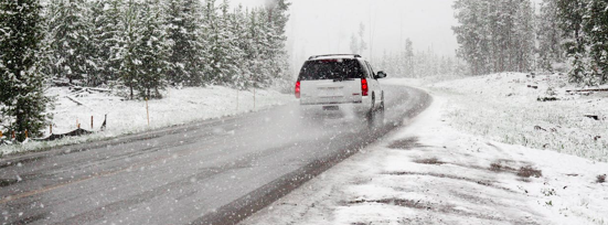 Winter Driving Safety Tips: Controlling your Car in Snow & Ice