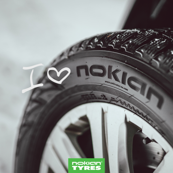 The Key to Nokian Tires Success: The Fantastic Four