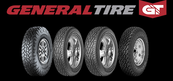 General Tire Summer 2018 Rebate