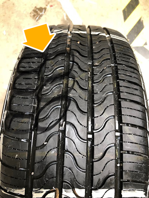 How Much Is A Tire Alignment >> Wear and Tear: How to Spot Irregular Tire Wear - The Tires-Easy Blog