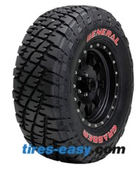 General Grabber tire for tuck and SUVs