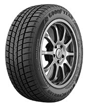 Goodyear WinterCommand Tire For Snow Ice and Wintery Road Conditions