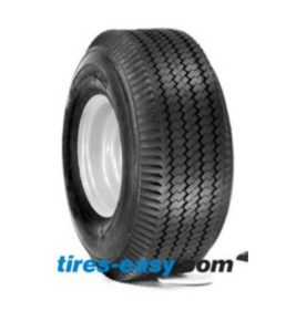 Power King Sawtooth Rib Tires With Lateral Stability