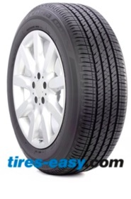 Bridgestone Ecopia EP422 Plus Tire and rim