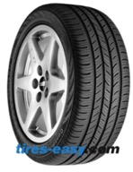 Continental ContiProContact SSR Tire and Rim