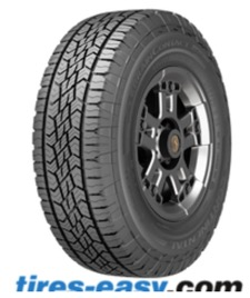 Continental TerrainContact A/T displaying its tread design