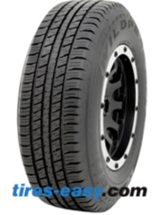 Falken Wildpeak H/T Tire tread pattern