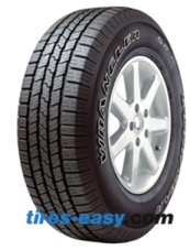 Goodyear Wrangler SR-A Tire and wheel