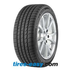 Michelin Primacy MXM4 Tire tire and installed onto a wheel