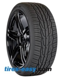 Toyo Extensa HP II tire and tread design