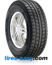 Toyo Observe GSi-5 winter tire showing off its tread design