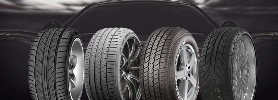 7 Top-Selling Performance Tires