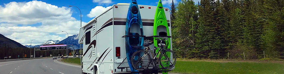 Rvs and motorhome tires