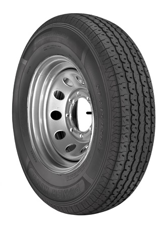 Power King HD Radial Trailer Tires