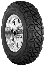 Delta Mudclaw M/T Tires