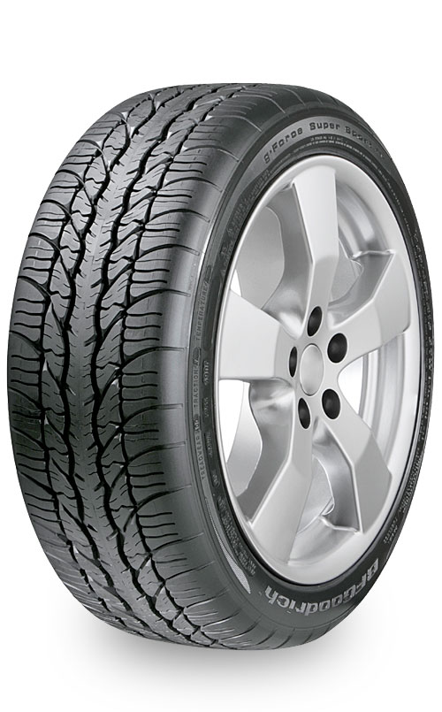 BF Goodrich Tires g-Force Super Sport A/S H/V